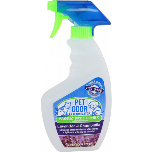Pet Odour Exterminator Fabric Spray Lavender & Chamomile*1