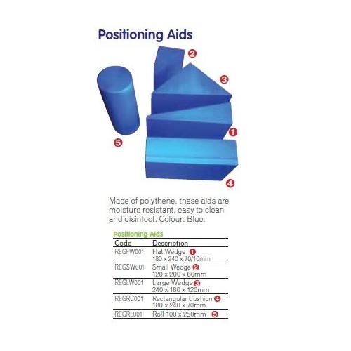 Rego Rectangular Cushion Positioner*1