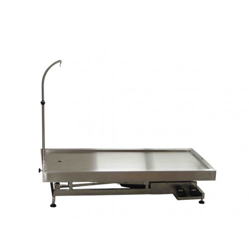NEW Super Low Stainless Table*1