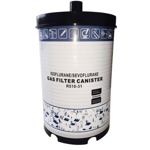 Anaesthetic Gas Absorber (Fluosorbing Active Charcoal Scavenger) for Isoflurane and Sevoflurane*1