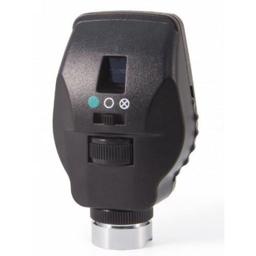 Opticlar Ophthalmoscope L28 TrueTone LED Veterinary head for WA Handles & WA 777 Wall Sets*1