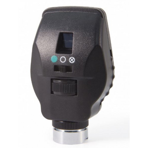 Opticlar Ophthalmoscope L28 TrueTone LED Veterinary head for WA 767 Walls Set (Requires Reverse Polarity RP)*1