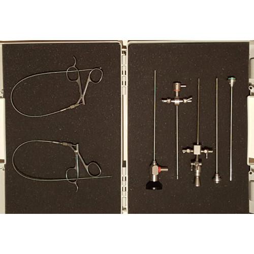Multi-Purpose Rigid Telescope and Instrument Set