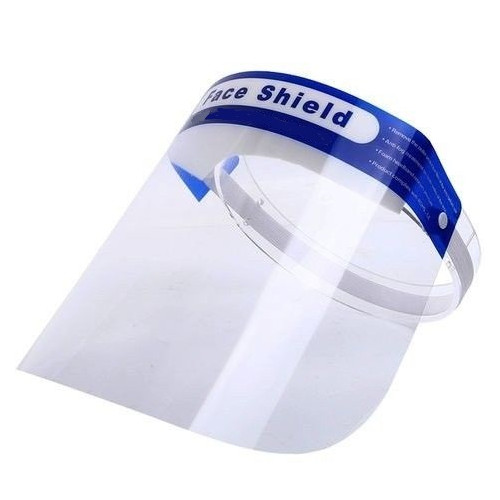 Visor with Foam Strap*1