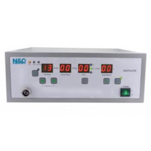 C02 Insufflator for use during laparoscopy