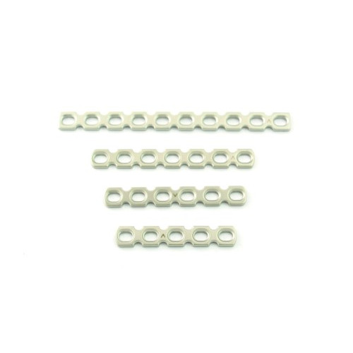 ##D## 2.7mm Reconstruction Plates x 96mm 12