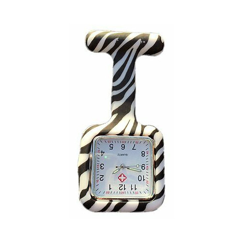 Square Watch - Zebra Design*1