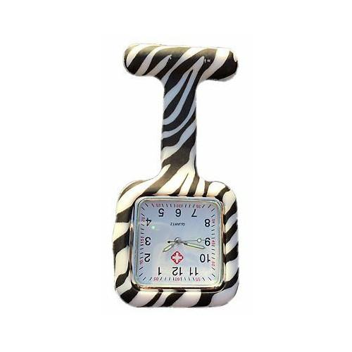 Square Watch - Zebra Design*1