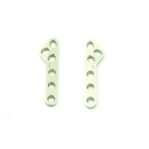 ##D## 2.4mm TPLO Slocum Style Plate – Right