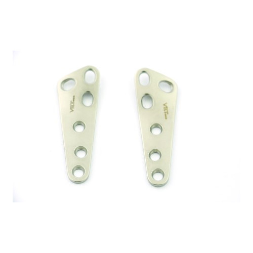 2.4mm TPLO Delta Style Plate - Right