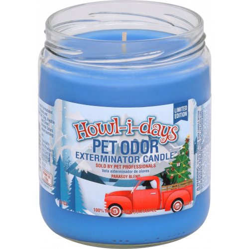 LIMITED Vet Candle 13oz Jar Howl-i-days LIMITED EDITION (Available December 2020)*1