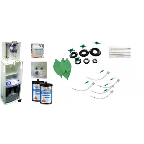 Anaesthetic Machine and Consumable Bundle*1